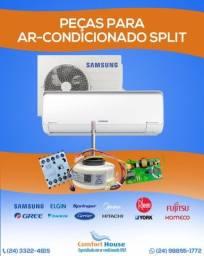 Peças para ar condicionado Split