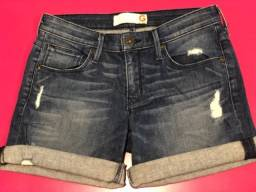 Short jeans Guess novo 38