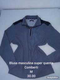 Blusa masculina..M