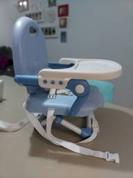 Cadeira de alimentação bebê Chicco Portátil-Pocket Snack