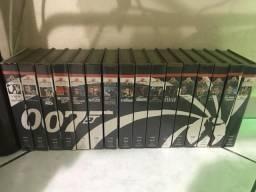 Coleção 007 VHS