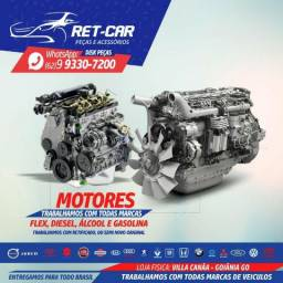 Motor Fox, Gol, Palio, Ford, Chevrolet 1.0 1.3 1.5 1.8 2.0 2.2 2.5 ( consulte-nos)