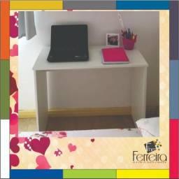 Promoção - Mesa Escrivaninha Nova em MDF frete grátis toda Manaus