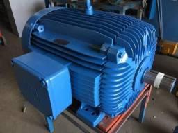 Motor Elétrico Trifásico Weg 150 Cv 1750 Rpm 220/380/440v