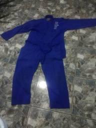 Kimono venun azul