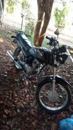 Vendo moto muito barata e tudo em dia - 2008