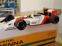 McLaren honda ayrton senna Mp4/4