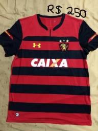 Camisa do Sport 2018, GG e 2015, G usadas LER ANÚNCIO