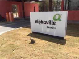 Alphaville Ceará - Residencial 1 - Lote Nascente - 490m²