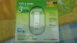 Adaptador Usb Wi-Fi Da Tp-Link TL-Wn821n Pra Computador,Notebook e Netbook