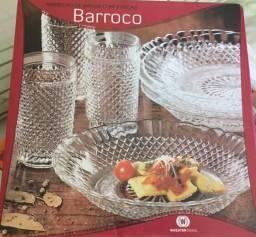 Aparelho de Jantar 8 peças Barroco