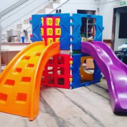 Brinquedos para play Ground e brinquedotecas