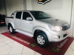Toyota Hilux 4X4 SRV 2014 - 2014