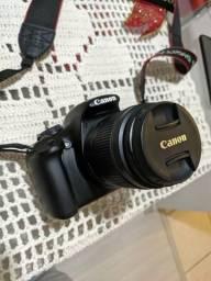 Canon EOS Rebel T3 - Lente 18-55mm