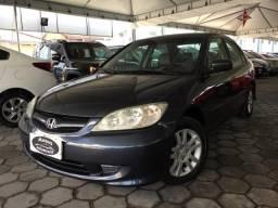 Honda civic 2006/2006 1.7 lxl 16v gasolina 4p automático - 2006
