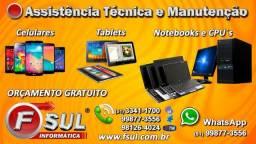 Assistência Técnica em Informática, Eletrônica e Celulares