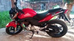Vendo moto cb 300r - 2010