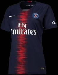 Camisa Femina PSG Home 2019/2020 Pronta Entrega