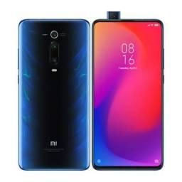 Xiaomi Mi 9t PRO Cores ( Azul ou Preto ) 128gb + 6gb Ram Produto Novo ( Lacrado )