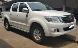 Toyota Hilux SRV 4x4 Flex Automática - 2013