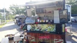 Vendo food trailer