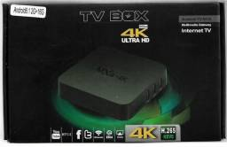 Tv Box Mxq-4k Android 8.1 2gb De Ram 16gb De Armazenamento