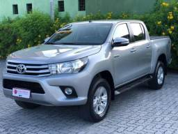 Toyota hilux 2016 2.8 srv 4x4 cd 16v diesel 4p automÁtico