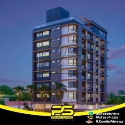 ( Oportunidade )Apartamento com 3 dormitórios à venda, 73 m² por R$ 194.305 - Bessa - João