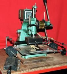 Hot stamping máquina de gravação