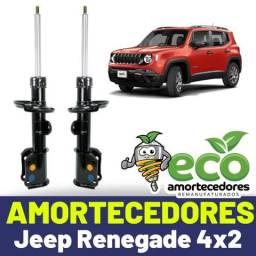 Amortecedor Jeep Renegade Dianteiros (Par)