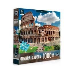 Quebra-Cabeça - Roma 1000 Peças