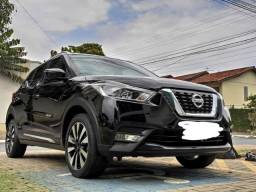 Nissan Kicks 1.6 SL Preto Automático Flex