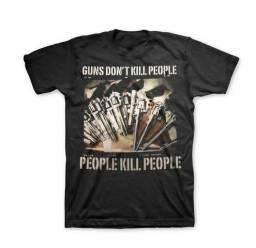 Camiseta Exclusiva americana