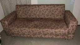 Sofa florido
