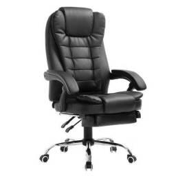 Cadeira para Escritório com Massageador e Aquecimento