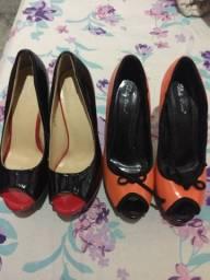 Sapatos femininos importados italianos