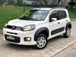 Fiat - Uno Way 2015