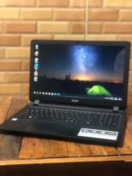 Notebook Acer i3 6ª geração - 8GB de ram DDR4 - Tela de 15.6? - 12x SEM JUROS
