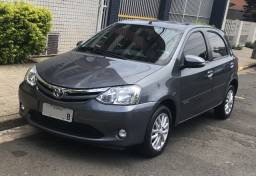 Toyota Etios XLS 1.5 2015 Hatch 16V
