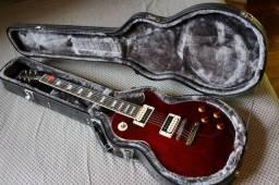 Guitarra Epiphone Les Paul Traditional Pro + Hardcase.