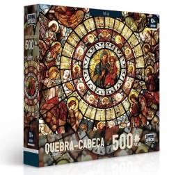Quebra Cabeça 500 Peças - Toyster Game Office