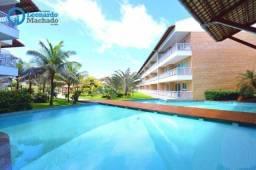 Apartamento com 2 dormitórios à venda, 100 m² por R$ 580.000,00 - Porto das Dunas - Aquira