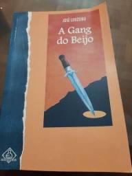 Livro A GANG DO BEIJO