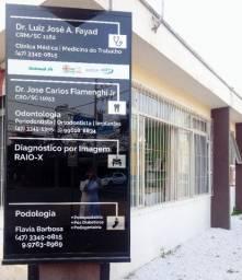 Consultório odontológico centro Piçarras-SC