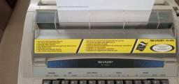 Maquina de escrever eletrica SHARP