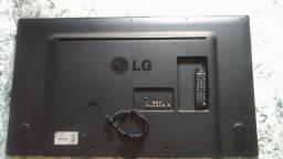TV LG Retirada de peças