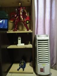 Usado, Climatizador e Umidificador Electrolux c/ Controle Remoto (Ar Quente e Frio) comprar usado  Santo André