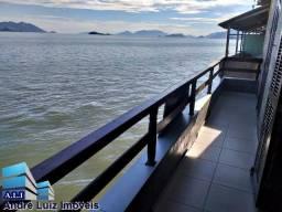Título do anúncio: Casa com belíssima vista para o Mar em Itacuruça-RJ(André Luiz Imóveis)