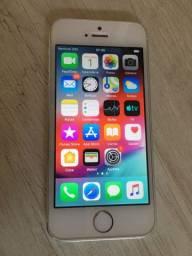 I-Phone 5S - 16 Gb Prata, usado
