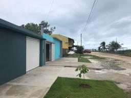Casa com piscina Prado.50 metros praia